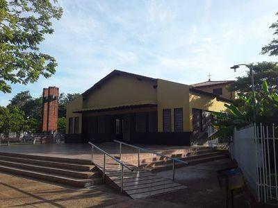 Iglesia de Horqueta cierra sus puertas por un mes