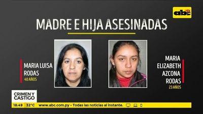 Madre e hija, asesinadas en CDE