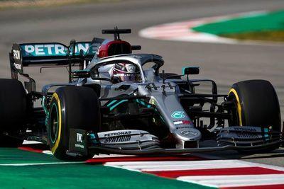 Mercedes gana la batalla de los ensayos de pretemporada