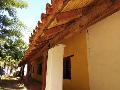 Patrimonio yma guare San Ignacio-pe oiméva oñembyaíve ohóvo