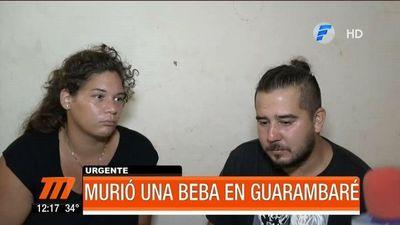Increíble; niña de dos años muere asfixiada en cama de sus padres