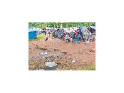 Indígenas esperan ubicación en tierra prometida por el Indi