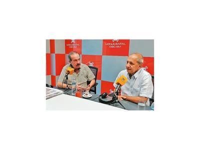 Acosta con los desafíos de la Libertadores
