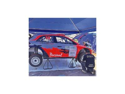 Rally 2020 acelera en Santaní