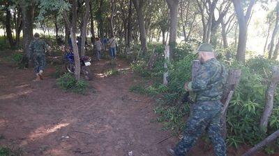 Familiares ingresan nuevamente al monte en busca de pistas sobre Edelio