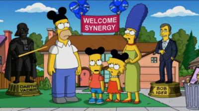 """HOY / Disney une a """"The Simpsons"""" y Pixar con el estreno de """"Onward"""""""