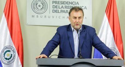Benigno López es el candidato de Paraguay para la presidencia del BID