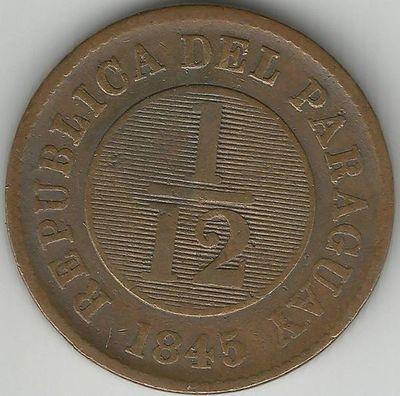 Del corazón de Inglaterra a Paraguay: a 173 años de la primera moneda