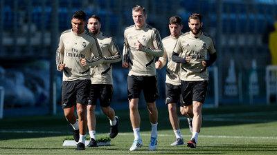Una sorpresa en los convocados por Zidane