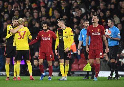 Ismaila Sarr entierra la racha del Liverpool