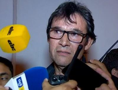 Raúl Vicente Amarilla señala a la labor arbitral