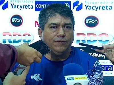 Tiburón Torres analiza el triunfo ante Olimpia