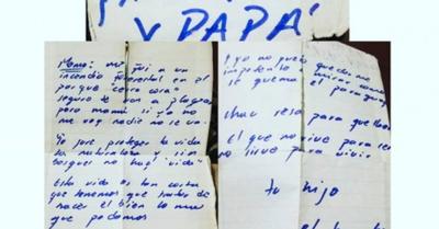La carta de un voluntario que dejó huellas