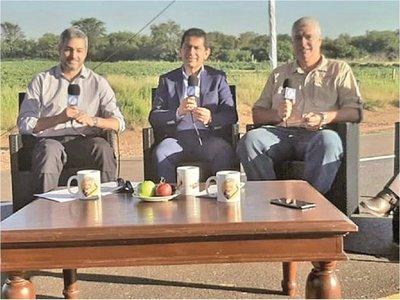 Abdo habla de estrategia positiva en Itaipú y pide desdoblar internas