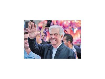 La izquierda uruguaya le dijo  adiós a Tabaré Vázquez