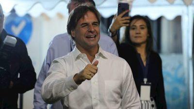 Luis Lacalle Pou asume la presidencia de Uruguay, tras 15 años de gobiernos de izquierda