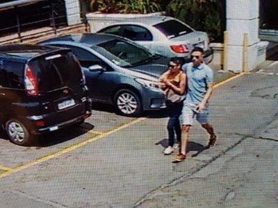 Acusan a pareja de robar en locales chuchis de Asunción