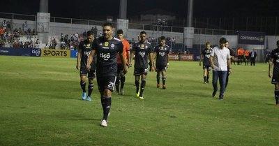 En más de 100 partidos, Olimpia recoge la séptima derrota casera con Garnero