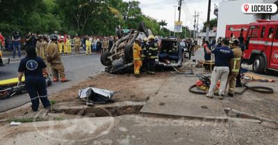 Accidentes de Tránsito: Empresarios a favor del seguro vehicular obligatorio