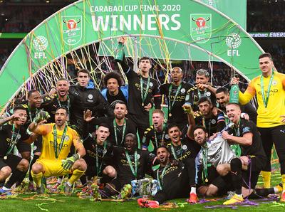 El City se proclama por tercera vez al hilo en la Copa de la Liga