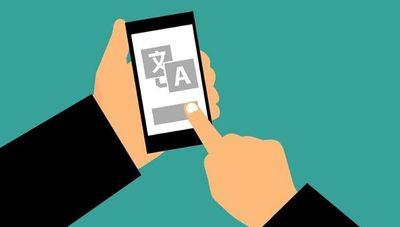 ¿Traducir un texto haciéndole una fotografía? Estas apps te ayudan