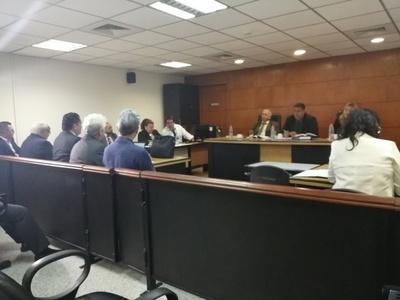Se inició juicio oral a Camilo Soares y su nuevo abogado pidió la prescripción del proceso