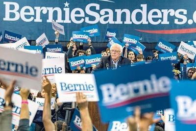 Primarias demócratas en EE.UU.: Bernie Sanders, favorito para el supermartes