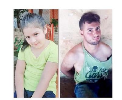 Alto Paraná: Hombre confesó haber raptado y matado a nena de 7 años