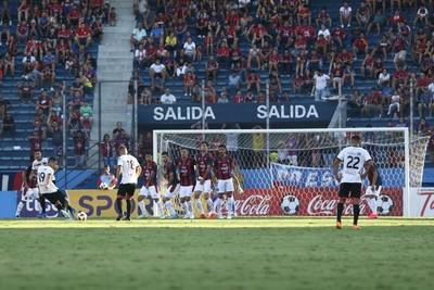 General Díaz logra su primer triunfo ante Cerro Porteño en la Nueva Olla