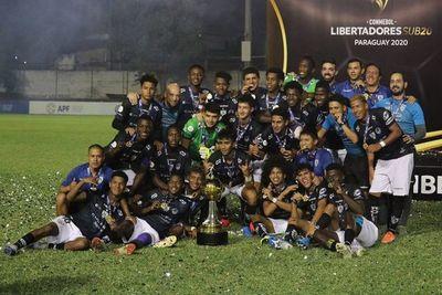 Independiente Del Valle, campeón de la Libertadores Sub 20