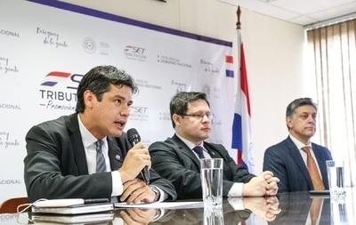 Asumió nuevo director ejecutivo del Consejo Nacional de Zonas Francas