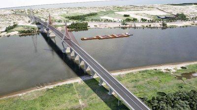 MOPC otorgó US$ 4,2 millones por fiscalizar puente