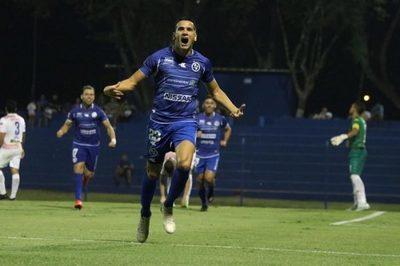 Sol de América vence a San Lorenzo en Villa Elisa