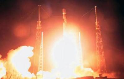 Israel lanzó su primera nave que se posará en la Luna