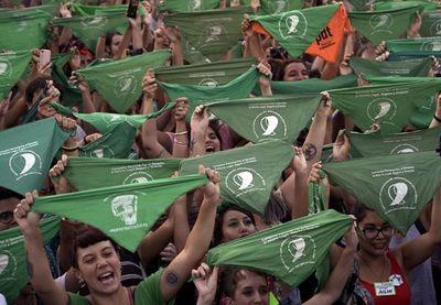 Argentina se prepara para una nueva batalla por la legalización del aborto
