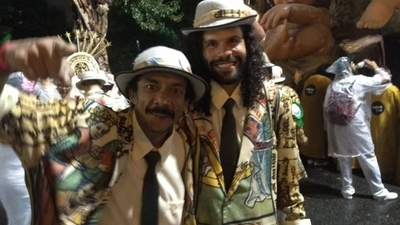 HOY / El paraguayo Javier Enciso vuelve a actuar en una película brasileña