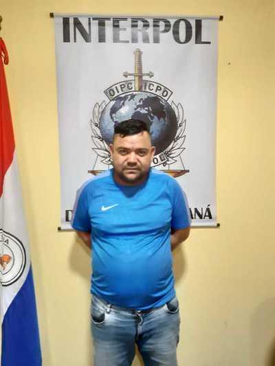 Detienen a PARAGUAYO buscado en BRASIL por tráfico de DROGAS, pero que estaría LIMPIO en aquí