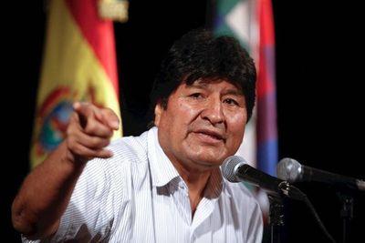 Evo Morales propuesto para el Premio Nobel de la Paz