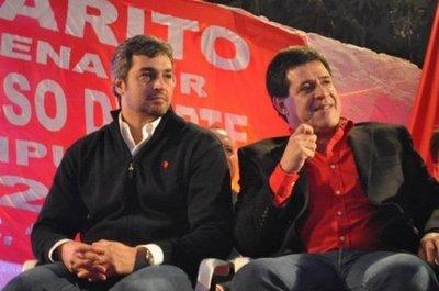 Emplazan a Mario Abdo y Horacio Cartes para llegar a un acuerdo