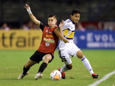 Caracas y Boca Juniors debutan en la Libertadores con un empate