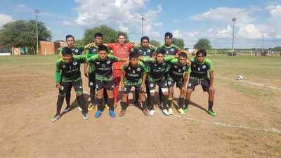 Documento en mano, el Atlético Trébol será el representante de Boquerón en la Copa Paraguay