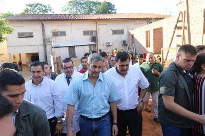 """""""El consenso no significa candidatura única"""", dice Mario Abdo"""