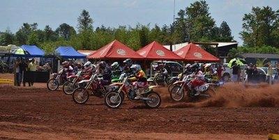 El Nacional de Motocross abrirá su temporada en Campo 9