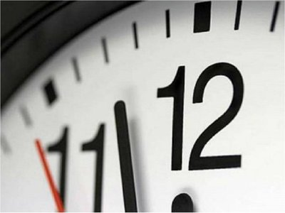 Aplazan estudio de proyecto que establece oficialmente el horario de verano
