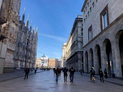 Italia cierra escuelas y universidades por coronavirus
