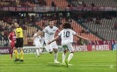 El Repollero cosechó una gran victoria en su estreno en la Copa Libertadores