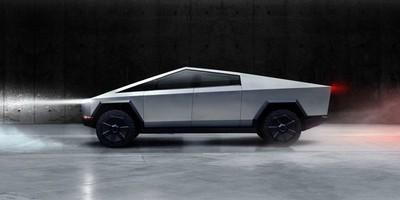 Tesla presenta su camioneta eléctrica a prueba de golpes y exento de curvas