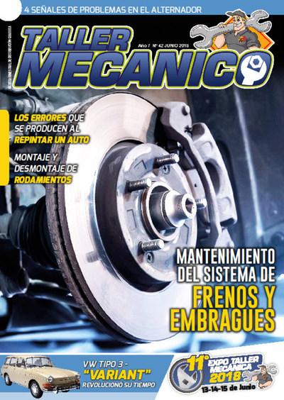 Revista Taller Mecánico Junio 2018