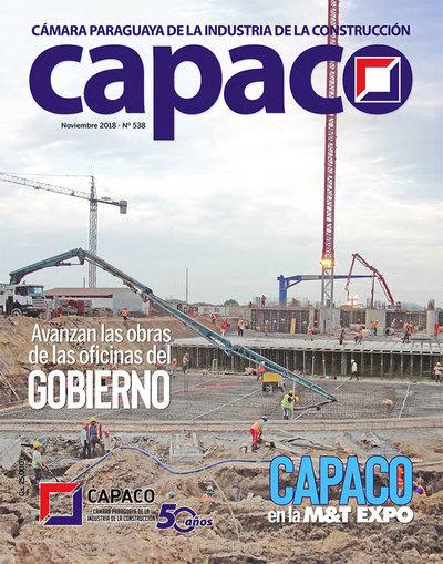 Revista CAPACO Noviembre 2018