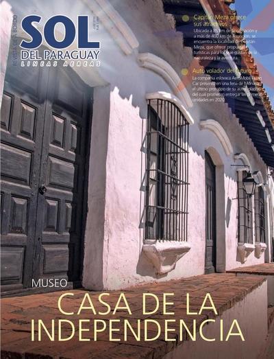 Revista Sol del Paraguay Julio 2017